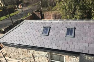 Natural Slate Roof Dublin