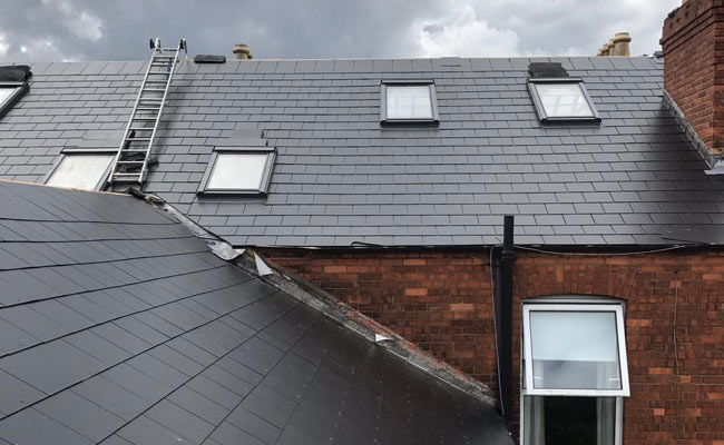 Dublin Roofing - Flat Roofing Dublin - Roof Repairs ...