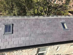 Dublin Roof Bangor Blue Natural Slate