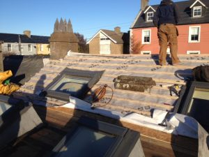 Dublin Slate Roof Replacement