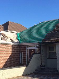 Dublin Tiled Roof Battens