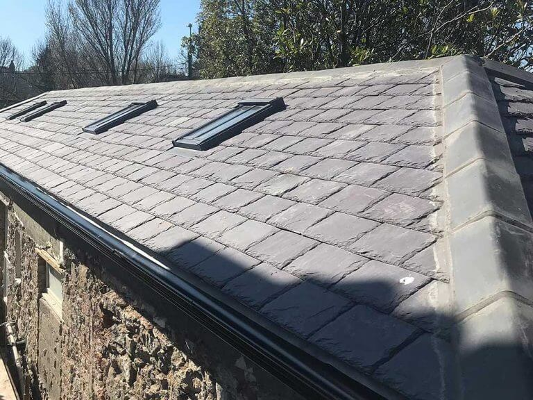 Quality Natural Slate Roof Dublin