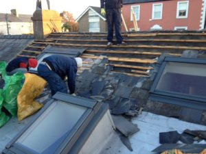 Replace Slate Roof Dublin