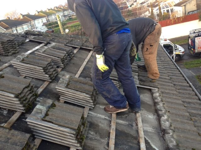 Roof Tiles Replaced Dublin